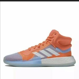 """Adidas Marquee Boost """"Hi-Res Coral Blue"""""""